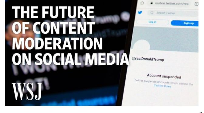 Social Media: The Future Of Content Moderation