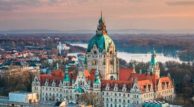 Walking Tour: 'Hanover – Germany' (4K UHD Video)