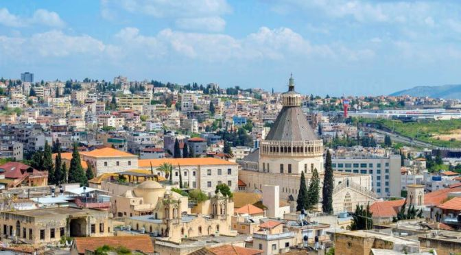 Walking Tours: 'Nazareth – Northern Israel' (Video)