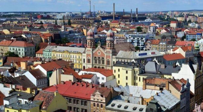 Walking Tour: 'Pilsen – Czech Republic' (Video)