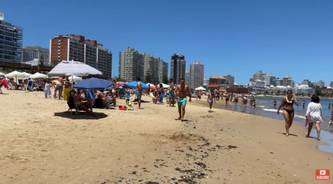 Summer 2021 Walks: 'Punta Del Este – Uruguay' (Video)