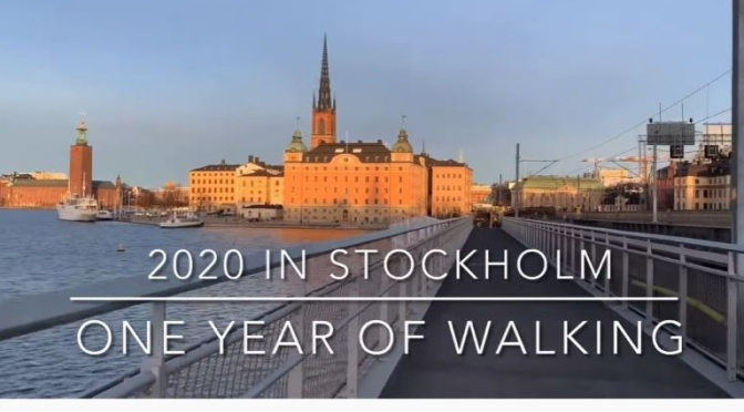 Travel: One-Year Walking In Stockholm (Video)