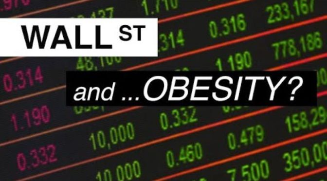Anaylysis: Is Obesity Driven By Food Industry Profits & Low Prices? (Video)