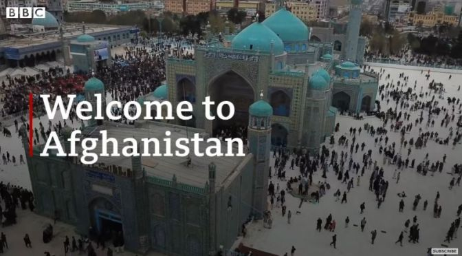 Travel Tour: 'Welcome To Afghanistan' (BBC Video)