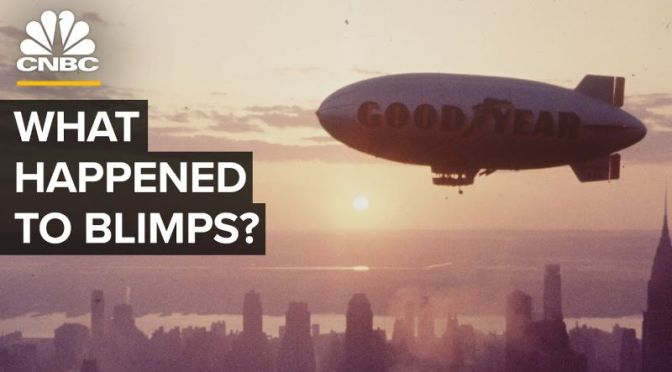 Airships: The Decline And Comeback Of Blimps (Video)