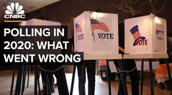 2020 Election Polls: What Went Wrong?  (Video)