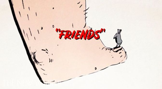 Top Short Films: 'Friends' (The New Yorker Video)