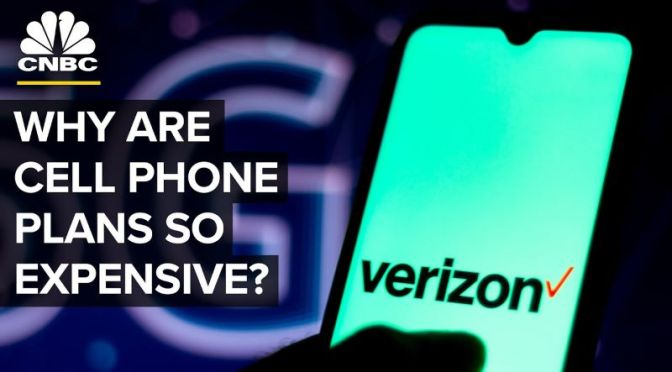 Cell Phones: 'Why Plans & Bills Are So Costly' (Video)