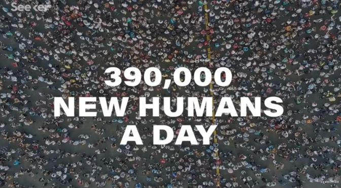 Analysis: Overpopulation – Are Environmental Issues Caused By It? (Video)