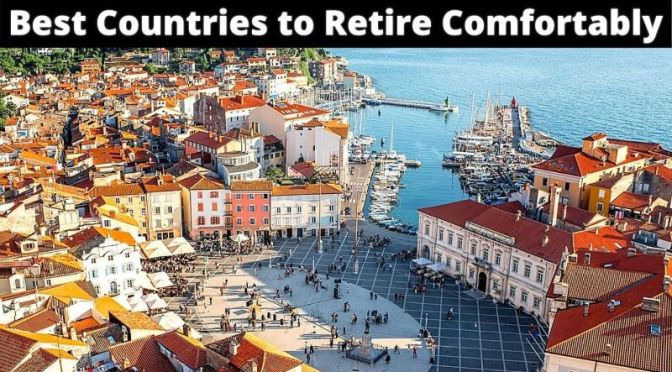Retirement: '12 Countries With Low Cost Of Living'