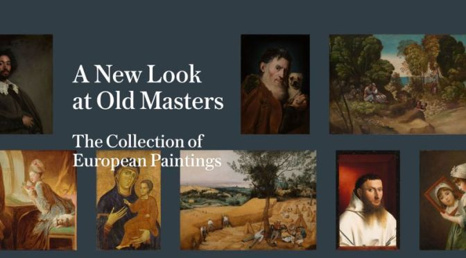 Art Exhibition Tours: 'A New Look At Old Masters' The MET, New York (Video)