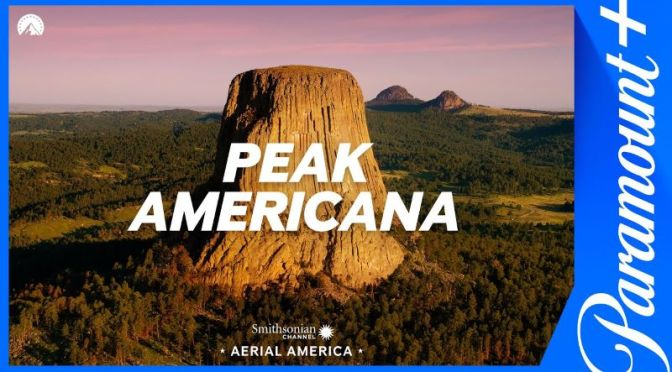 Views: 'Aerial America – Peak Americana' (Video)