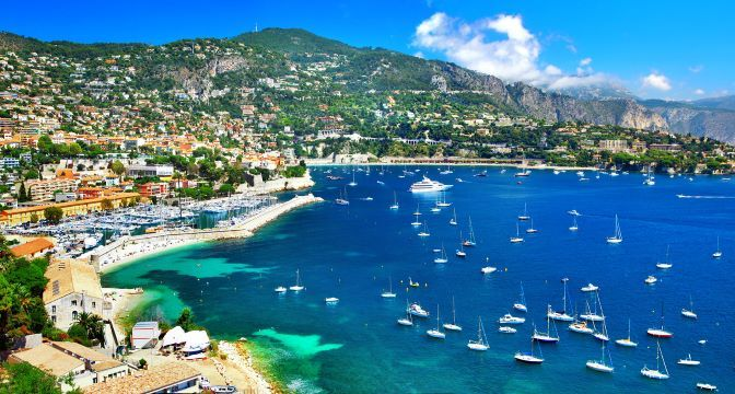 Aerial Views: 'Nice – On The French Riviera' (4K Video)