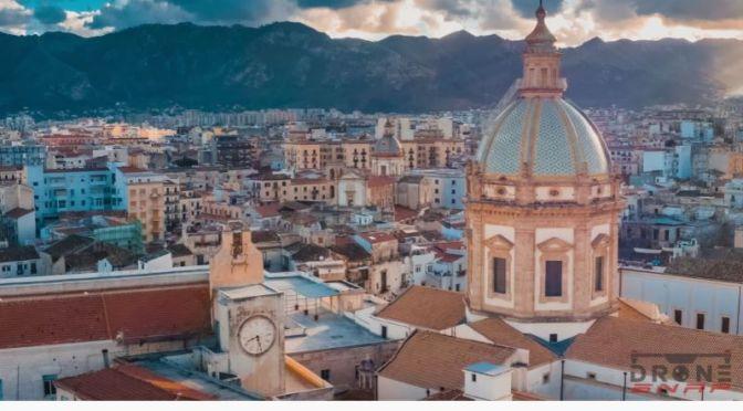 Aerial Views: 'Sicily – Italy'