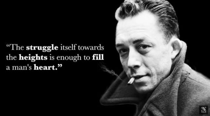 Quotations: 'Albert Camus, 1913-1960' (Video)