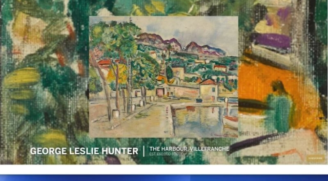 Artists: 'The Vibrancy Of The Scottish Colourists'