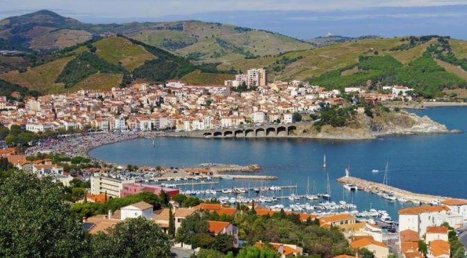 Coastal Walks: 'Banyuls-sur-Mer', France (Video)