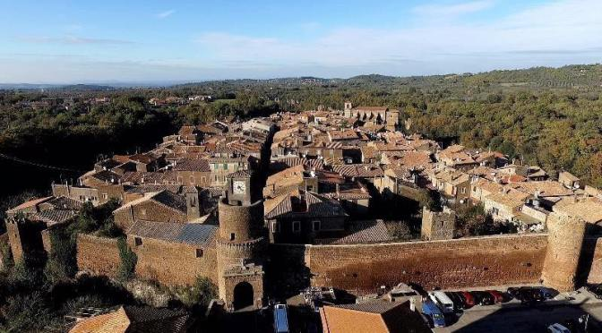 Village Walks: 'Barbarano Romano – Italy' (4K Video)