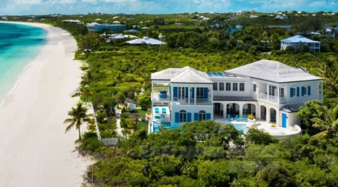 Island Home Tours: Turtle Cove In Turks And Caicos