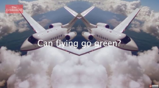Analysis: 'Can Air Flights Go Green?' (Video)
