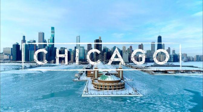 Winter 2021 Views: 'Chicago On Ice' (4K Video)