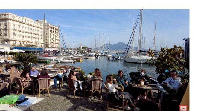 City Views: 'Naples – Italy'