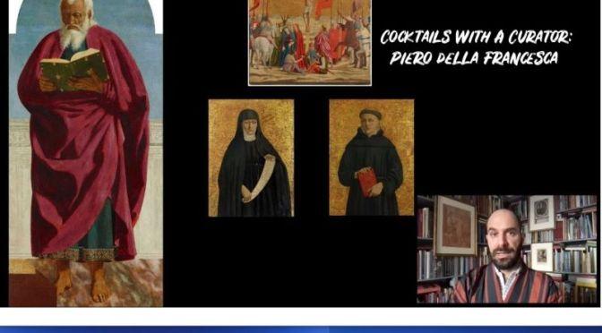 Cocktails With A Curator: 'Piero Della Francesca'