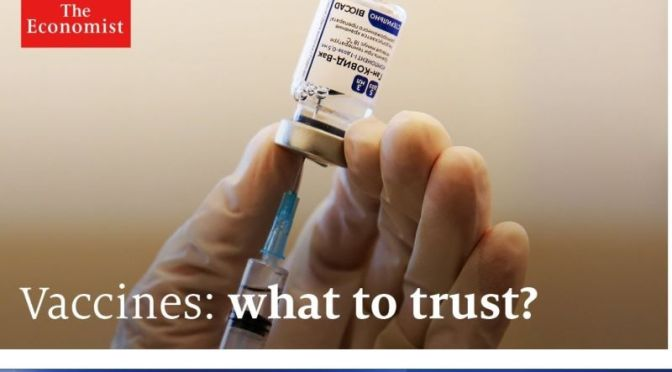 Covid-19 Vaccines: 'What Can You Trust?' (Video)
