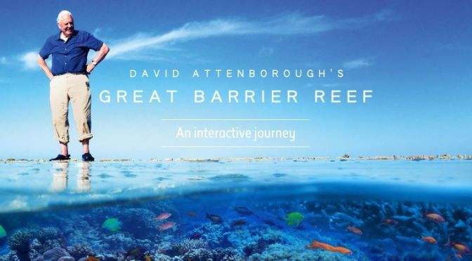 Inside Views: The Making Of 'David Attenborough's Great Barrier Reef' (Video)