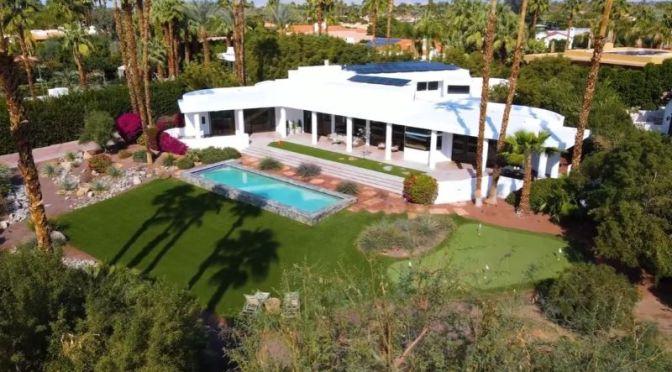 Desert Homes: Rancho Mirage, California (Video)