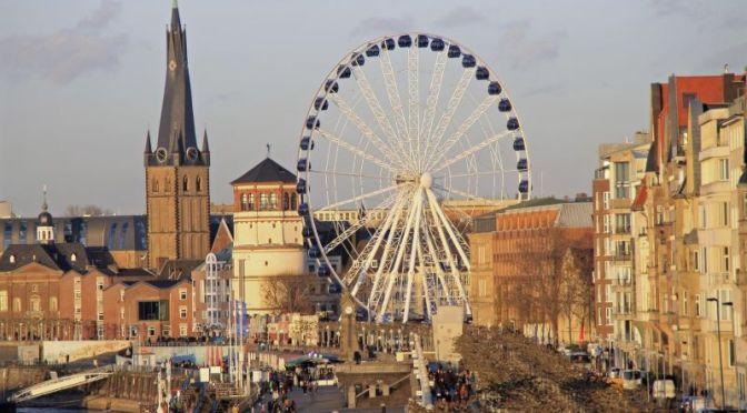 City Walks: 'Düsseldorf – Germany' (4K UHD Video)