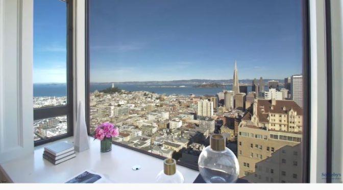 Condo With A View: 'Nob Hill, San Francisco' (Video)