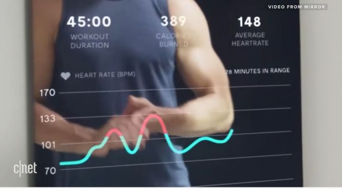 Exercise : A Review Of Top High-Tech Fitness Apps And Equipment (Video)