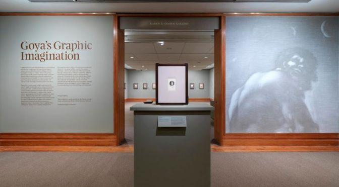 Exhibition Tours: 'Goya's Graphic Imagination'