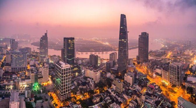 Aerial Views: 'Ho Chi Minh City – Vietnam' (Video)