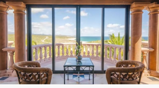 Homes With Views: 'Cabo San Lucas, Mexico' (Video)