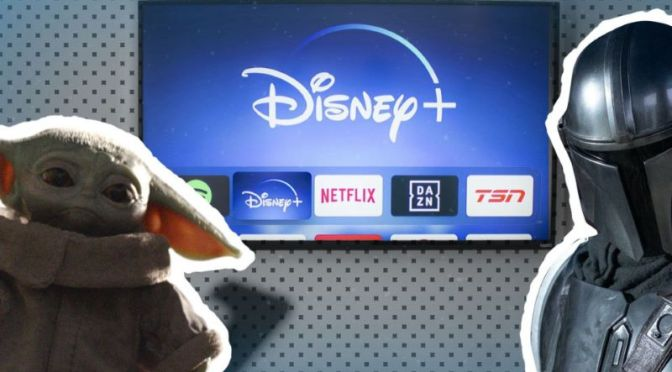 Media Streaming: 'How Disney+ Quickly Became A Top-Tier Player' (WSJ)