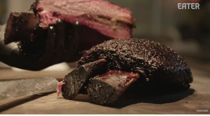 Profile: Pitmaster Matt Horn Perfects 'West Coast-Style BBQ' (Video)