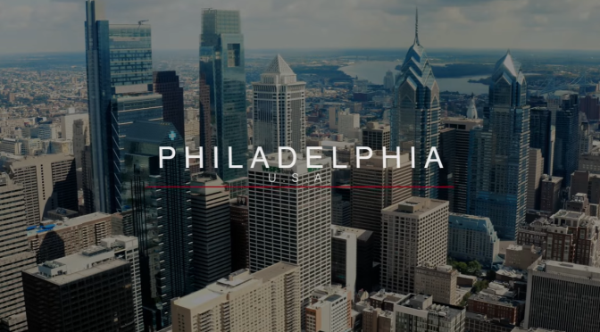 City Views: Philadelphia – Pennsylvania (4K Video)