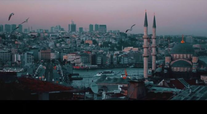 City Views: The Streets & Sights Of Istanbul, Turkey
