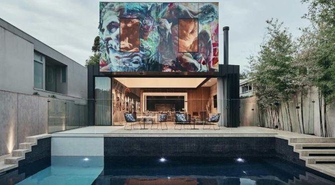 Architectural Tours: 'JARtB House', Melbourne, Australia (4K Video)