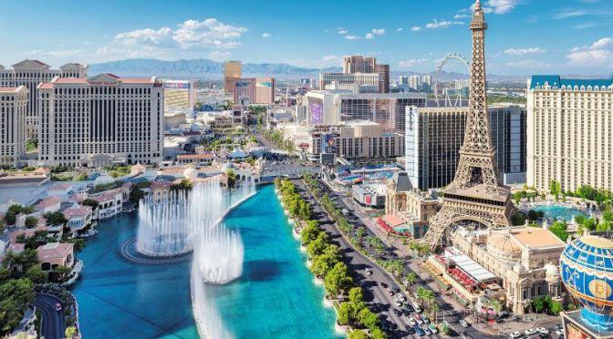 Walking Tour: 'Las Vegas Strip – Nevada' (4K Video)