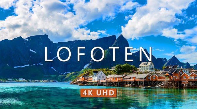 Aerial Views: 'Lofoten Islands In Norway' (Video)