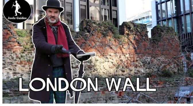 Top Guided Tours: The 'London Wall' (Video)