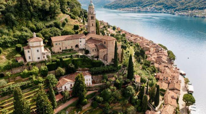 Village Walks: Marcote – Lake Lugano, Switzerland
