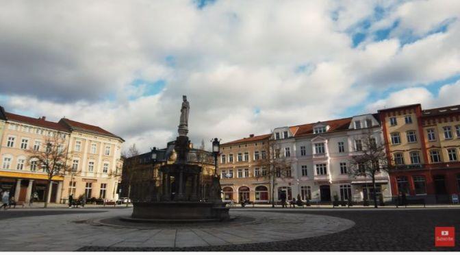 Walking Tours: 'Meiningen In Central Germany' (4K)