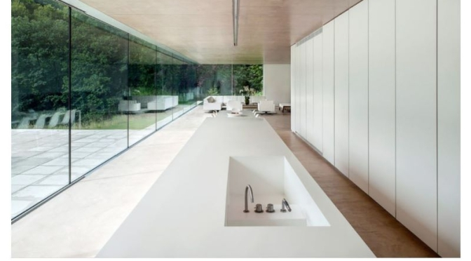 Home Design: The Art Of The  'Minimal Kitchen'