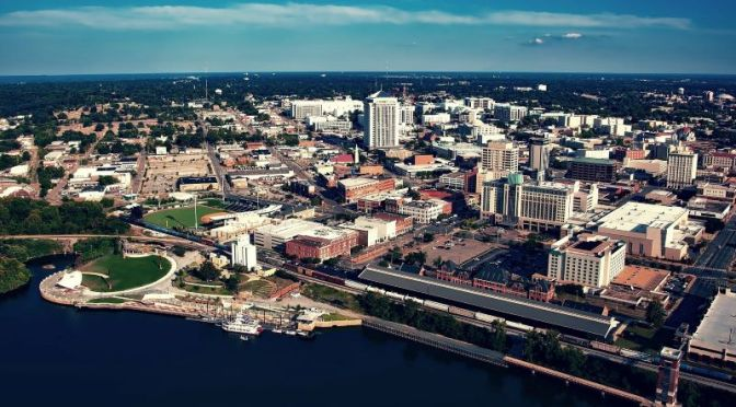 City Views: Montgomery – Capital Of Alabama (4K)