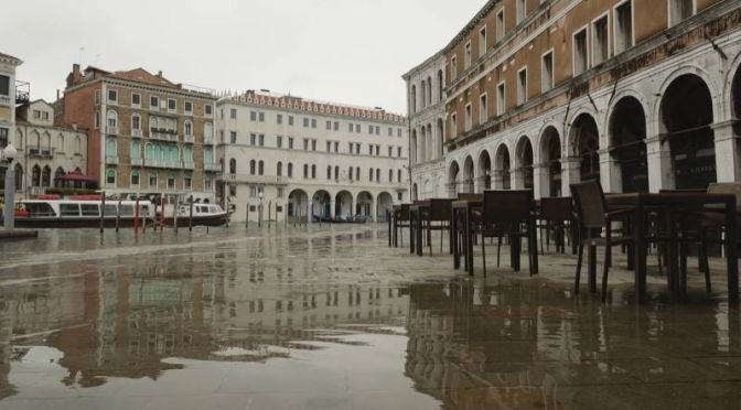 Poetic Short Films: 'NELLA MIA CITTÀ (In my city)' – A Tribute To Venice (Video)