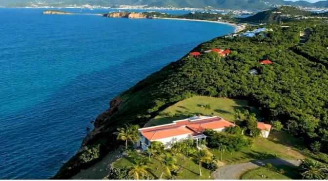Ocean View HOmes: St. Martin Island (Video)